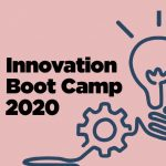 Visar öppna data om skog under Innovation Boot Camp
